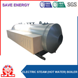 Horizontal Electric Heating Hot Water Boiler pictures & photos