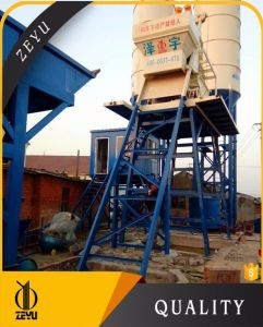 Hzs100 Concrete Batching Plant Made in China with High Quality pictures & photos