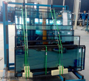 Low E Double Glazed Glass for Curtain Wall, Window Door, Facade pictures & photos
