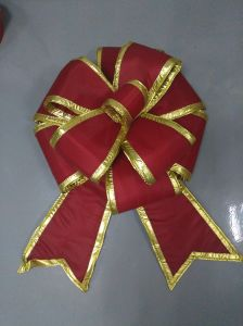 Customzied Big Size Red 30′′car Bow with Magnetic Base for Car Decorations pictures & photos