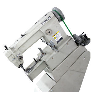 Lockstitch Industrial Sewing Machine for Mattress Tape Edge Machine pictures & photos