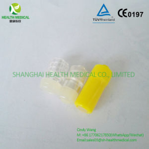 Transparent Heparin Cap in Blister Package, Eo Sterilization pictures & photos