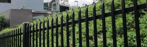Latest Zinc Steel Powder Coated Security Fencing with Spear pictures & photos