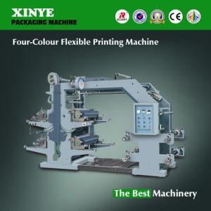 Four Color PE Film Printing Machine pictures & photos