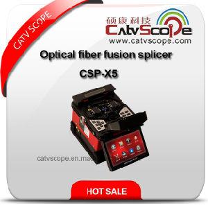 High Performance Csp-X5 Optical Fiber Fusion Splicer