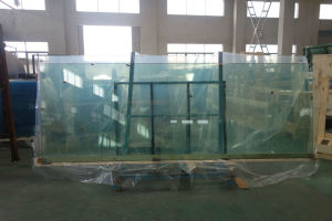 Tempered and Laminated Lift Glass pictures & photos