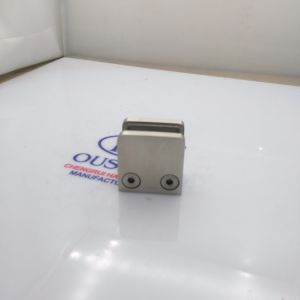 Stainless Steel Glass Bracket Clamp for Handrail System (CR-052) pictures & photos