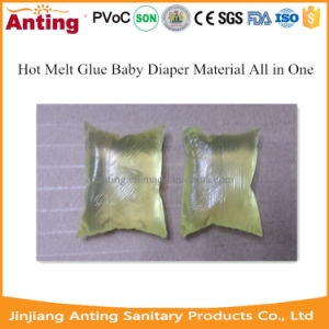 Hot Melt Adhesive Glue for Adult Baby Diaper Sanitary Napkin pictures & photos