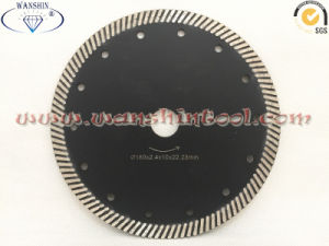 Turbo Diamond Saw Blade for Granite Diamond Tools pictures & photos
