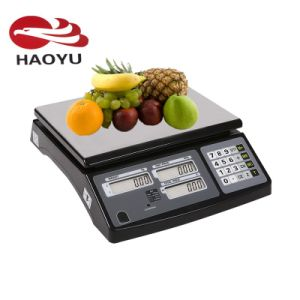 128 Model Price Electronic Platform Weighing Scale pictures & photos