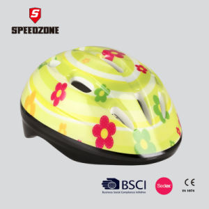 out-Mold Kids Bicycle Helmet pictures & photos