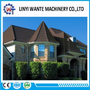 China Environment Friendly Stone Coated Metal Roof Tiles pictures & photos