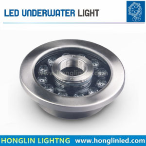 IP68 6W12W RGB LED Pool Lights LED Underwater Light pictures & photos