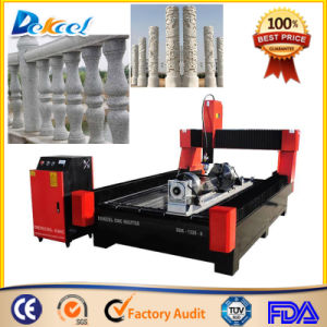 Heavy Duty CNC Stone Router Cylinder Marble/Grantie Carving/Engraving Machine pictures & photos