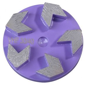 Arrow Grinding Wheel Diamond Grinding Pads pictures & photos
