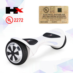 Two Wheels Self Smart Balance Electric Scooter with Bluetooth pictures & photos