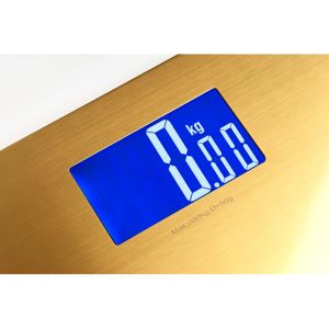 Stainless Steel Platform Personal Scale with Digital LCD Display pictures & photos