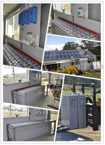 Tubular Gel Solar Battery, 2V 1200ah Opzv Battery pictures & photos