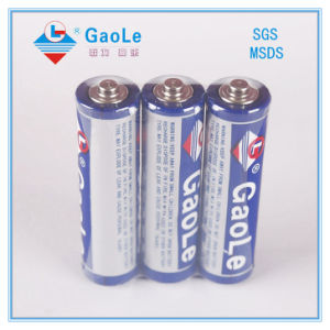 R6p 1.5V Super Heavy Duty Dry Battery -3PCS/Shrink Pack pictures & photos