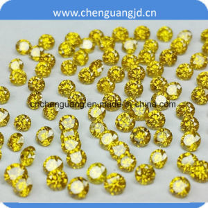 Hpht CVD Diamond Synthetic Loose Diamond Polished Diamond White or Yellow pictures & photos