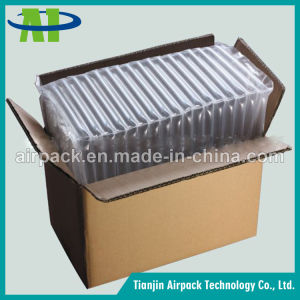 Transparent Air Column Packaging Bag for Gift Box pictures & photos