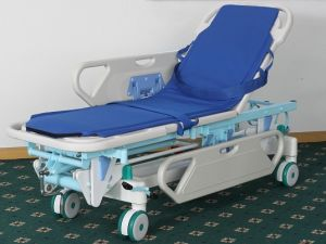 Luxurious Rise-and-Fall Stretcher Cart (THR-111) pictures & photos