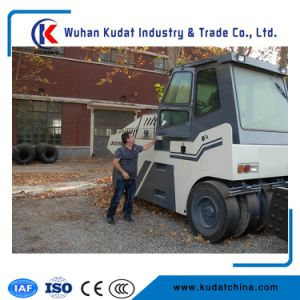 Ce Approved Pneumatic Tire Road Roller 10 / 16ton pictures & photos