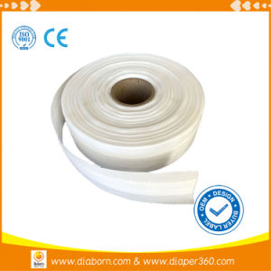 Elastic Ear Side Tape Application in Making Baby Diaper pictures & photos