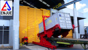 Container Tilter with Hydraulic System Manufacturer From China pictures & photos