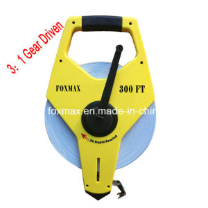 High Quality Construction Tools 3X Winder Fiberglass Tape pictures & photos