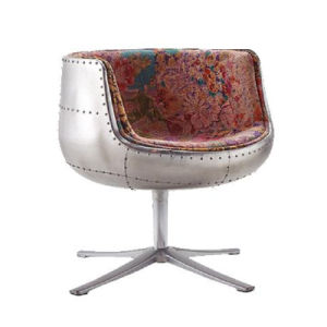 Modern Original Industrial Style Swivel Chair Single Chair Aluminium Cup Chair pictures & photos