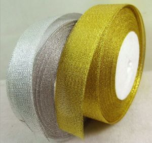 Cheap Metallic Ribbon pictures & photos