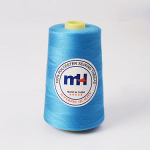 Colorful High Quality 40s/2 100% Polyester Tfo Sewing Thread 5000y pictures & photos