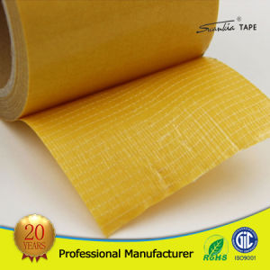 Strong Adhesive Double Side/Sided Fiberglass Tape pictures & photos