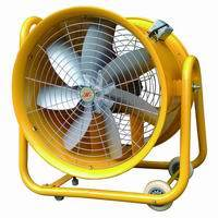 Industrial Ventilation Fan with Wheels pictures & photos