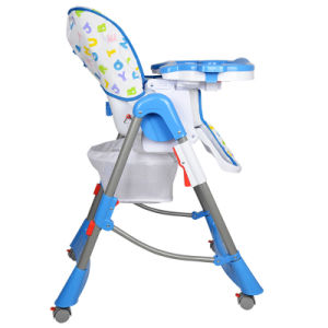 Hot Sale Baby High Chair with En14988 Approval (CA-HC003) pictures & photos