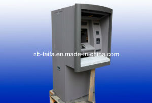 Bank ATM Machine Metal Cabinet