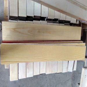 UV Paint Finish Unilin Lock 15mm Birch Engineered Wood Flooring pictures & photos