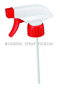 Plastic Hose Trigger Sprayer for Washing Agents pictures & photos