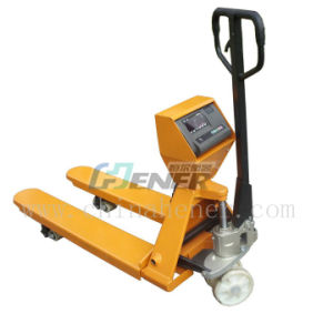 1220*700*195mm 2t Pallet Scale (Forklift Scale)