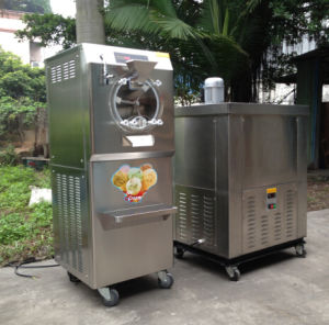 Commercial Ice Cream Machine/ Icecream Maker/ Ice Cream Machine Italy pictures & photos