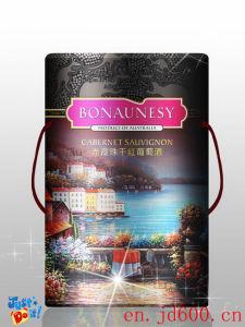 Double Bottle Wine Box Wholesale Custom Accept pictures & photos