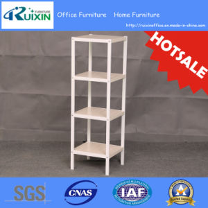 Four Layers Melamine Book Rack (RX-S3082) pictures & photos