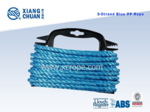 3 Strand Blue Polypropylene Monofilament Rope pictures & photos