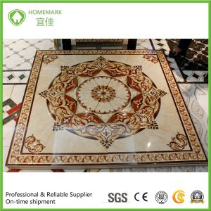 Polished Golden Crystal Porcelain Floor Carpet Tiles pictures & photos