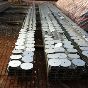 Galvanized Small Round Sheet for Fabrication pictures & photos