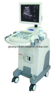 Full-Digital Trolley Ultrasound Scanner with CE (370) pictures & photos