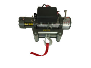 4X4 Electric Winch 10000lbs CE High Performance pictures & photos