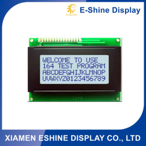 1604 STN Character Negative LCD Module Monitor Display pictures & photos