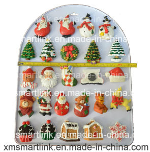 Polyresin Christmas Refridgerator Magnet Crafts pictures & photos